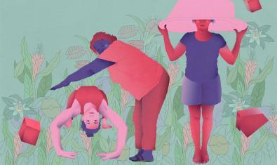 Imagen del Premio Jóvenes Creadoras 2020, de Maria Romero