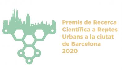 Premis de Recerca Científica a Reptes Urbans a la Ciutat de Barcelona 2020