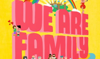 #WeAreFamily, lema del Pride Barcelona 2019.