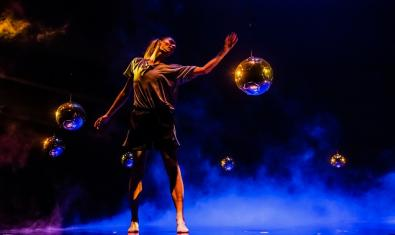 A moment in the creative process behind the new Cirque du Soleil show