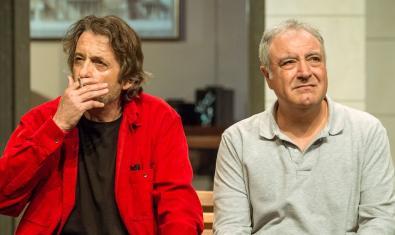 Ramon Madaula i Jordi Bosch a 'Adossats'