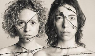 Ariadna Fígols y Aina Huguet