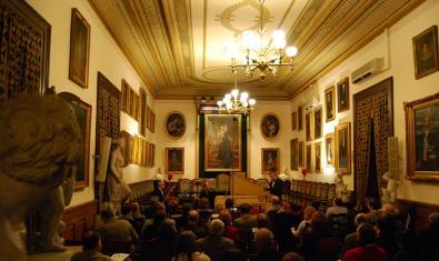 Clàssica a la Reial Acadèmia