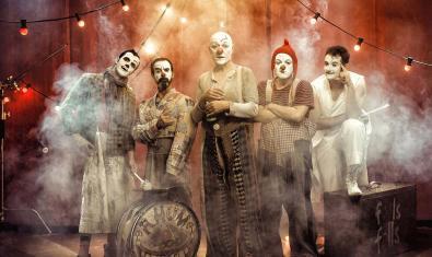 Imagen promocional del espectáculo.