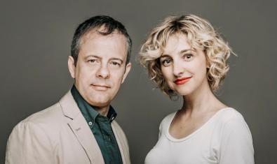 David Bagés i Anna Moliner