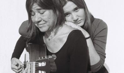 Rita Payés y Elisabeth Roma