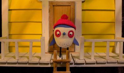 'Miedo a volar' es uno de los cortos del programa.