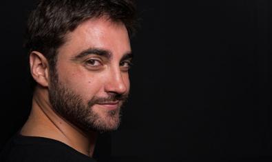 L'actor Robert González Ramírez