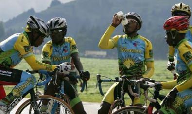 Las bicicletas, protagonistas absolutas del festival Rueda