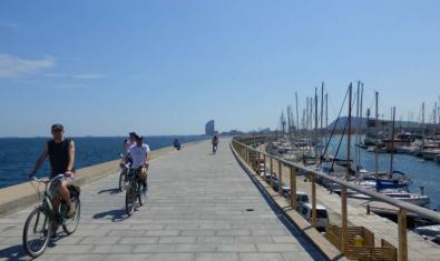 Front marítim de Barcelona