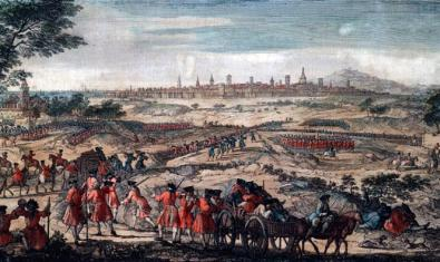 'Ruta per la Barcelona de 1714: Una ciutat en guerra'
