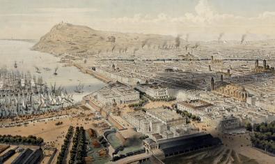 'Barcelona i els indians. Negocis d'ultramar i canvi urbà, 1835-1916'