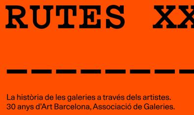 Les 'Rutes XXX' d'Art Barcelona es podran gaudir del 14 de novembre al 19 de desembre