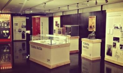 Una de las salas del Museu de les Arts Escèniques