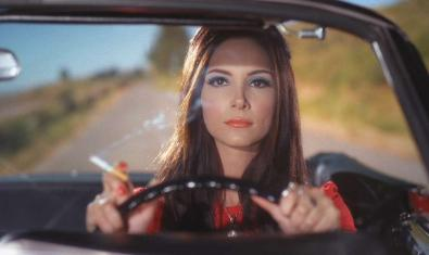Samantha Robinson a 'The Love Witch'