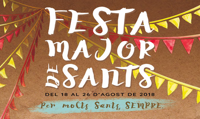 Fiesta Mayor de Sants
