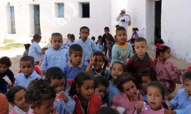 'Fills del desert' en la Violeta de Gràcia