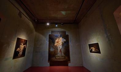 Exposición 'Introspettiva' de Roberto Ferri