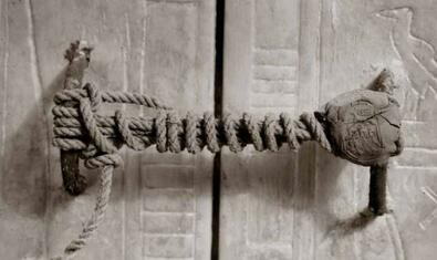 Sello de la tumba de Tutankhamon