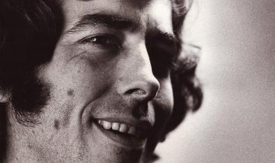 Joan Manuel Serrat en una imatge de l'any 1975. Fotografia: www.jmserrat.com