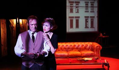 Un momento de la obra 'Shakespeare en Berlín'