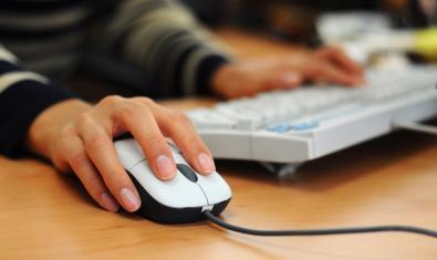 Presentación de la web 'Las TIC son nuestras'