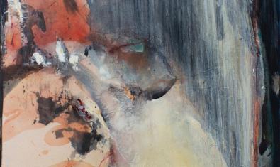 Obra de Carlos Herraiz, part de la mostra 'Surcos'