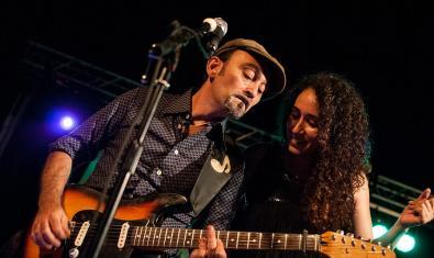 Sweet Marta & The Blues Shakers estarán en el Poble Espanyol el 16 de agosto