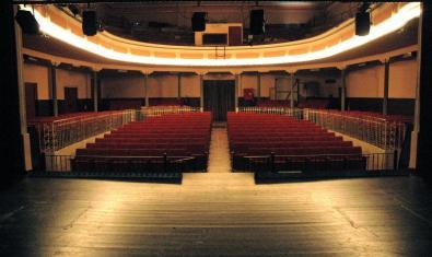 El Teatre de Sarrià és una de les sales que participen en el cicle de música 'Dones i Compositores'