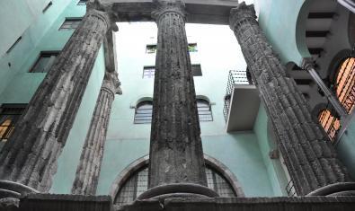 Temple d'August