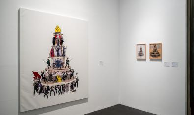 'El Tercer Estat' es una exposición de Daniel G. Andújar que podéis disfrutar en el canal de YouTube de La Virreina