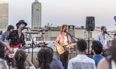 Terrats en Cultura, un festival amb escenaris únics de la ciutat