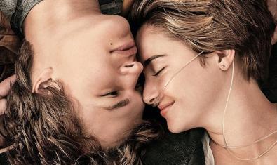 Fotograma de 'The Fault in Our Stars', película que se proyectará el 28 de junio