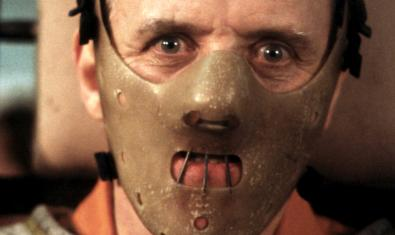 Anthony Hopkins in 'The Silence of the Lambs'