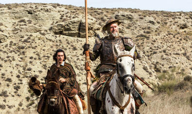 'The man who killed Don Quixote'