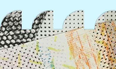 Les textures de la Fundació Miró centren aquest taller.