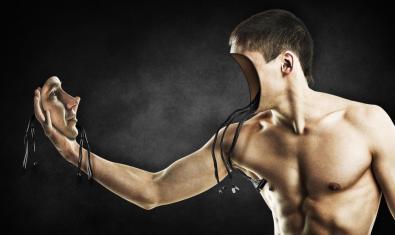 Imatge d'un robot humanòide