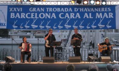 Gran Trobada d'Havaneres 'Barcelona Cara al Mar'
