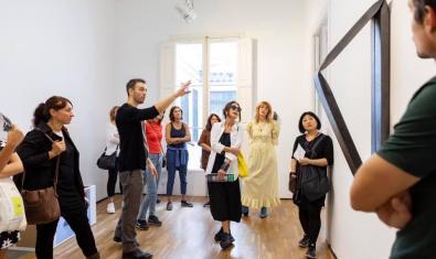 Barcelona Gallery Weekend, September 17 to 20