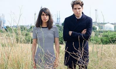 Bàrbara Roig i Pau Ferran en una imatge promocional de l'obra