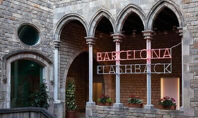 'Barcelona Flashback' en el MUHBA, en la plaza del Rei