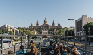 Ruta de Barcelona Panorámica