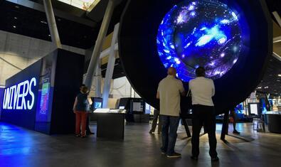 Sala Universo, CosmoCaixa