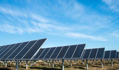 Imatge de plaques solars
