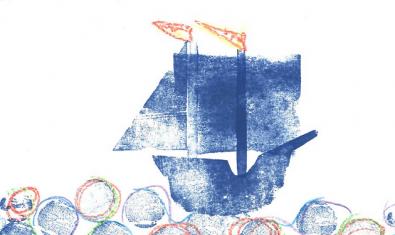 Ejemplo de barco estampado