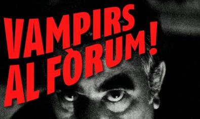 ¡Vampiros en el Fòrum!