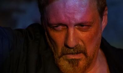 L'actor Jaume Garcia Arija en un moment de 'Van Gogh'
