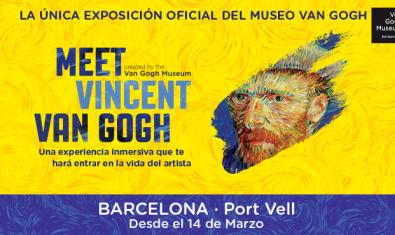 'Meet Vincent Van Gogh'