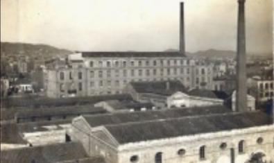 Fàbriques del Vapor Vell
