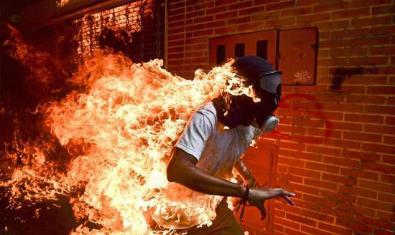 'Venezuela Crisis' by Ronaldo Schemidt